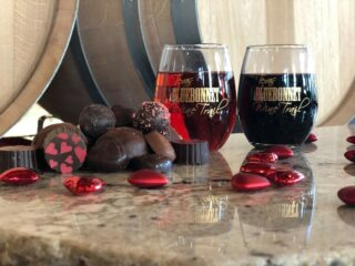 The Wine & Chocolate Trail is a wonderful way to celebrate Valentine's Day with that special someone or with that special wine lover in your life! 🍷🍫💘 On the first two weekends in February, you can sample two wine tastings paired with a wonderful chocolate delicacy at each of the eight member wineries along the trail. Tickets are limited, follow our bio link and get yours today! @bernhardtwinery @messina_hof @peach_creek_winery @perrinewinery @pleasanthillwinery @saddlehornwinery @texaswinestory @westsandycreekwinery . . . . #winepairing #wineandchocolate #wineandchocolatetrail #valentinesdaywine #instawine #texaswine #txwine #texaswinery #texasvineyard #texaswinecountry #texaswinetour #texaswinelover #uncorktexaswine #traveltexas #visittexas #texashighways #winetrail #texaswinetrail #texasbluebonnetwinetrail