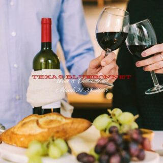 Have you signed up yet? #texasbluebonnetwinetrail #wine #winetrail