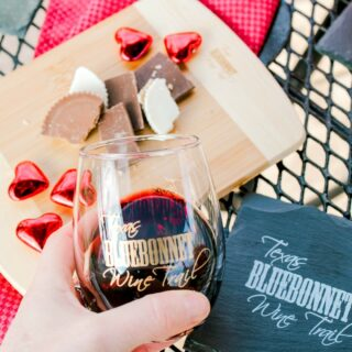 Happy Valentine's Day! 💘🍷 We believe romance is made better with a touch of Texas wine.  What are you uncorking tonight?  @bernhardtwinery @messina_hof @peach_creek_winery @perrinewinery @pleasanthillwinery @saddlehornwinery @texasstarwinery @westsandycreekwinery . . . . #happyvalentinesday #valentinewine #bemine #winetasting #wineflights #winetour #winerytours #cheers #uncork #wine #winery #winerylovers #instawine #texaswine #txwine #texaswineries #texasvineyard #texaswinecountry #texaswinetour #texaswinelover #uncorktexaswine #traveltexas #visittexas #texashighways #winetrail #texasbluebonnetwinetrail #tbwt2020