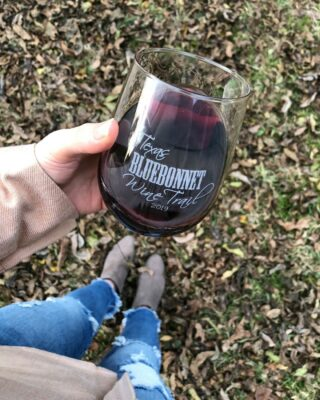 Participants along the Holiday Crystal Wine Trail receive this 2019 commemorative stemless crystal wine glass after completing the sixth winery on the trail! . . . Follow our Bio link for more details and to get tickets to this wonderful holiday wine trail event! • • • • #winetasting #winetrail #holidaywinetrail #winepairing #cheers #uncork #wine #winery #winerylovers #instawine #texaswine #txwine #texaswineries #texasvineyard #texaswinecountry #texaswinetour #texaswinelover #uncorktexaswine #texashighways #visithouston #houstontx #plantersvilletx #collegestationtx #montgomerytx #bryantx #burtontx #brenhamtx #texasbluebonnetwinetrail @bernhardtwinery@messina_hof@peach_creek_winery@perrinewinery@pleasanthillwinery@saddlehornwinery@texasstarwinery